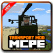 Transport mod for Minecraft by Better Mods