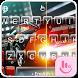 Furious Driver Keyboard Theme by Sexy Free Emoji Keyboard Theme