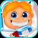 Brush my Teeth - Happy Dentist by Beansprites LLC