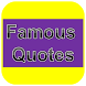 Famous Quotes and Authors by BejuApps