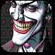 Smile Joker Keyboard theme by cool wallpaper