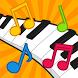 Kids Piano Melodies by AppQuiz