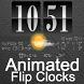 Live Wallpaper Flip Clock by Sergey Golovanov