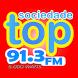 RÁDIO SOCIEDADE TOP FM by HospedandoRadios
