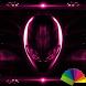 Alien Pink Xperien Theme by Arjun Arora