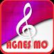 Lagu Agnes Mo Lengkap by Cewek Jomblo Apps