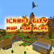 iCraft City map for MCPE by Parisotovad