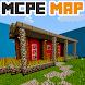 Find the Button Minecraft Map by craftinio mucho