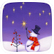 Christmas Snowman Happy Theme by Theme Worlds