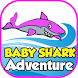 Baby Shark Adventure by Darwindroid
