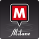 Milan Metro Augmented Reality by Green Consulting