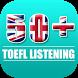 TOEFL Listening Practice by E-Learning