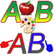 ABCD Draw And Learn For Kids by R K Groups