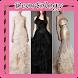 Wedding Dress Design by Deartology
