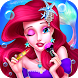Mermaid Princess Makeup - Girl Fashion Salon by Kiwi Go