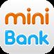 miniBank bitcoin wallet.
