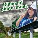 Billboard Photo Frame by BLOSSOM Rock
