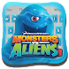 Monsters vs. Aliens B.O.B. Keyboard Theme by Cheetah Keyboard Theme