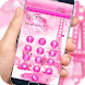 pink teddy bear love in Paris Eiffel Tower theme by cool theme and wallpapers