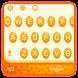 Orange Keyboard by liupeng