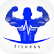 GYM Fitness Program Workout