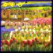 Garden Keyboard Theme by Super Cool Keyboard Theme