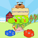 Learn english language spell by kids game learn