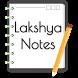 Lakshya Notes by Dream Animators