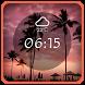 Coastal sunset theme by cool theme designer