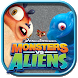Monsters vs. Aliens Keyboard Theme by Cheetah Keyboard Theme