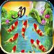 Tropical Aquarium 3D WALLPAPER by FreeWallpaper