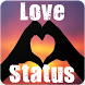 Love Status Quotes by Cuqqa
