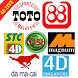 Live 4D Result Free by Limpat Apps