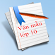 van mau lop 10 by APP KUTE