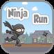 Ninja Running by First Idea