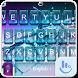 Breaking Glass Water FREE Keyboard Theme by Fashion Cute Emoji
