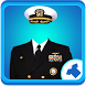 Navy Photo Suit Maker by LifeStyle Apps