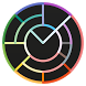 Amoled Lines Icon Pack by Mira Design Studio