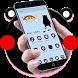 Cute Black Bear Blusher Theme by New Design Themes 2018