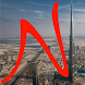 Dubai Interactive nMap World by NWDCo Software Solutions