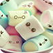 Cute Cartoon Marshmallow Comic theme: Candy Skins by Best theme workshop