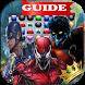 Guide Marvel Puzzle Quest by UNIVERSALKINGDOMS.INC