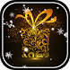 Abstract Christmas Wallpaper by Live Wallpapers 3D