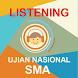 Listening UNBK Bahasa Inggris SMA/MA 2018 by Solusi Ilmu