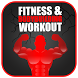 Fitness & Bodybuilding Workout by Ken App Dev