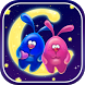 Bunnies Romantic Live Wallpaper by Live Wallpapers 3D