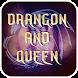 Drangon and Queen Theme&Emoji Keyboard by Fun Emoji Theme Creator