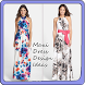 Maxi Dress Design Ideas by Farrapps