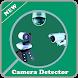 Hidden Camera Detector – New locator Anti Spy Cam