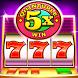 Vegas Deluxe Slots:Free Casino by ME2ZEN Limited